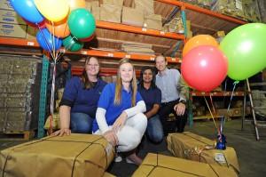 Warehouse Staff